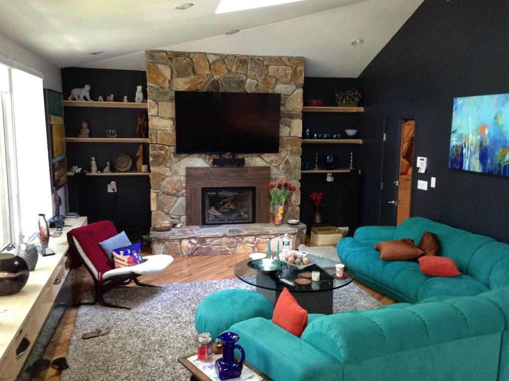 Stone fireplaces 1
