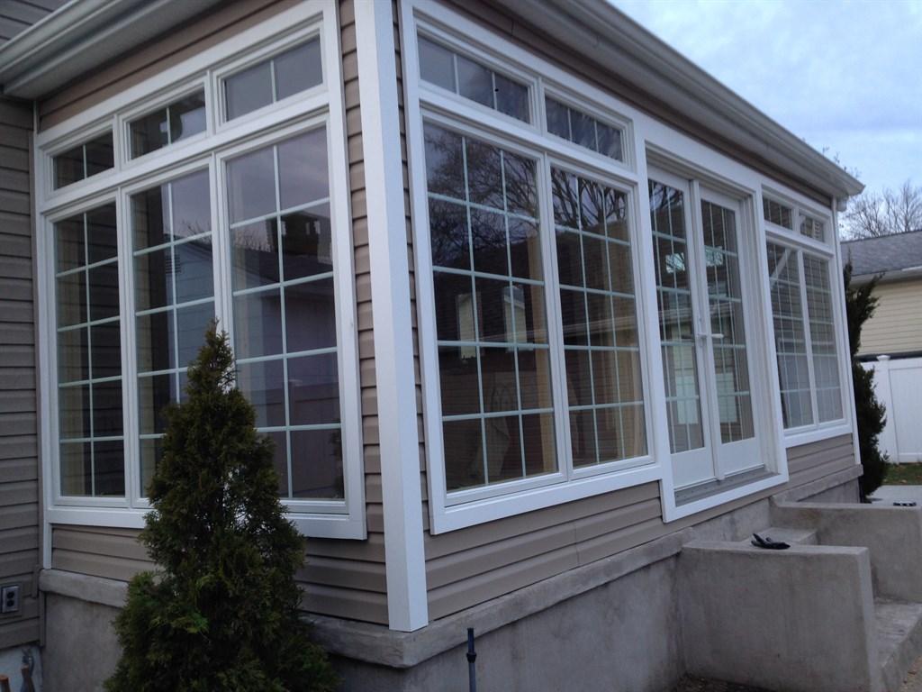 Siding exterior with azek trim and windows 2