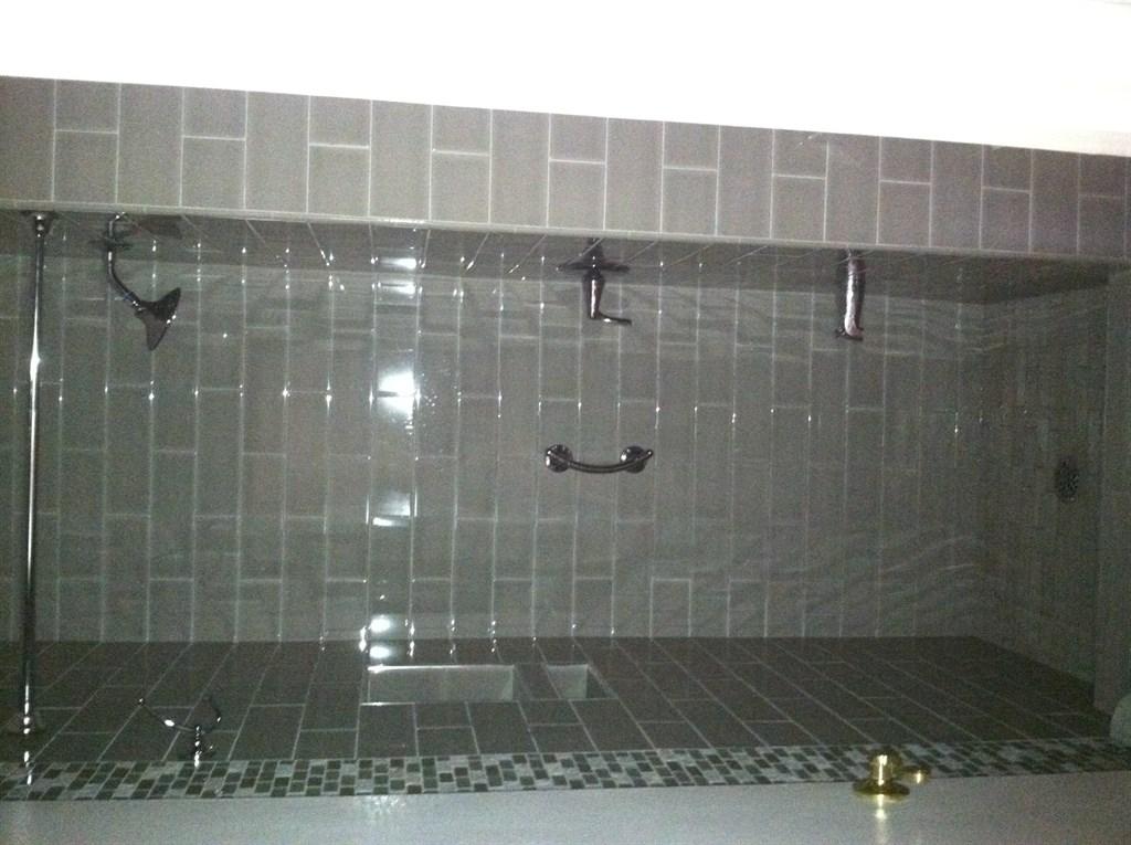 Gray bathroom 2 contemporary 2