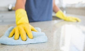 $110 for 3 Hours of Comprehensive Housecleaning
