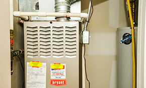 $89.99 Heating Clean and Service Special