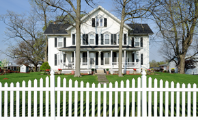 $25 for $200 Credit Toward New Fencing