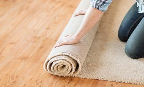 $1,950 for 1000 Square Feet of Carpet Including...