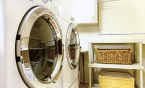 $188 for 2 Dryer Vents Cleaned
