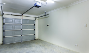 $345 for A Belt Drive Garage Door Opener