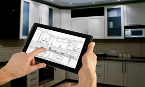 $600 for a Master Bathroom Design Agreement