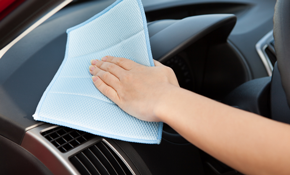 $84 for Interior Auto Detailing and Exterior...