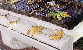$2,980 for New Gutter Protection System with...
