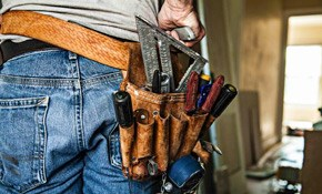 $162 for Three Hours of Handyman Service