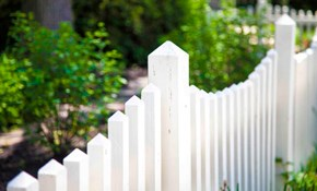 $117 for One 6'x8' PVC Fence Panel Delivered