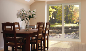 $1,485 for Sliding Glass Patio Door Installed--Includes...