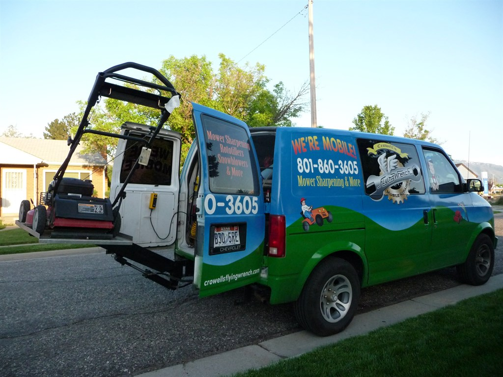 Crowell S Flying Wrench Mobile Repairs Salt Lake City