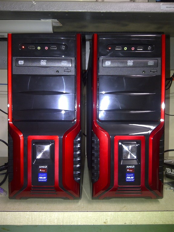 Some fancy Standard Workstations