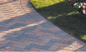 $1,195 for Paver Stone Patio or Walkway Delivered...
