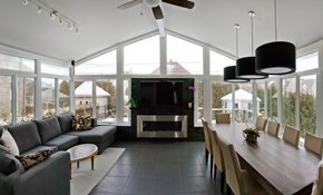 $49 for a Custom Sunroom Design and Layout
