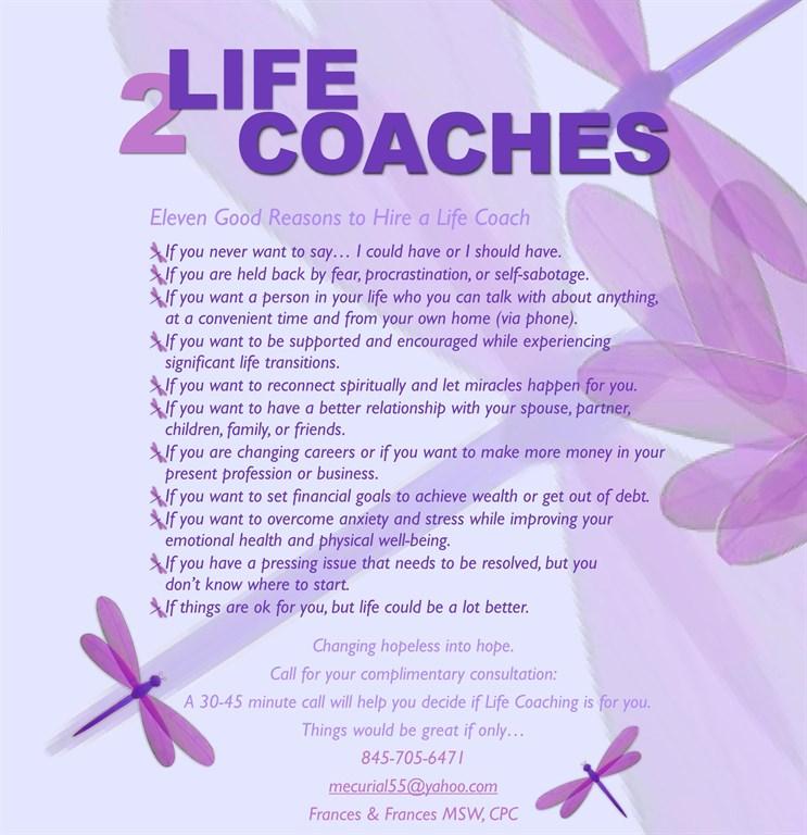 2 Life Coaches