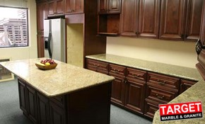 $2,195 for Custom Granite Countertops - Labor...