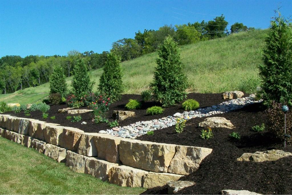 Landscaping Boulders Springfield Mo : Shelton landscape maintenance arnold mo