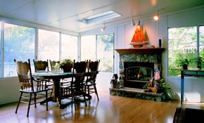 $100 for $500 Credit Toward Any New Sunroom...