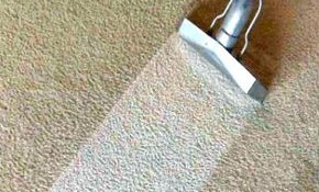 $139 for Four Areas of Carpet Cleaning