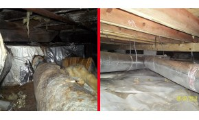 $99 Air Duct System Evaluation and Leak Inspection