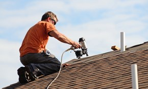 $599 Deposit for a Complete New Roof with...