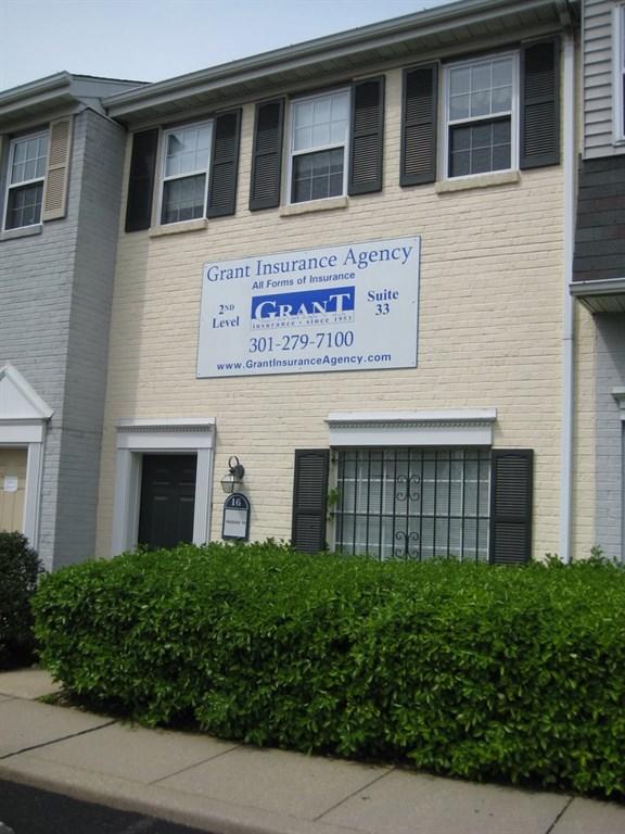 Charles R Grant Insurance Agency Inc Rockville Md