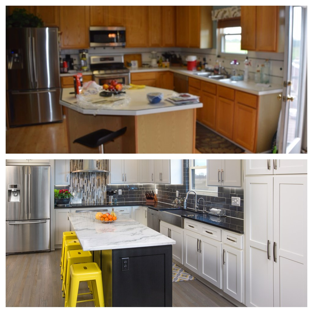 Before & After #1