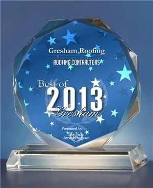 Best of Gresham Award