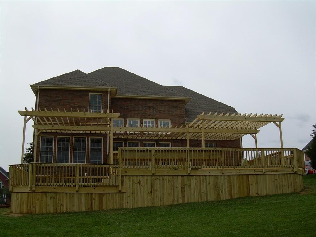 Southern Exteriors Fence Amp Deck Murfreesboro Tn 37128