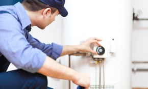 $849 for a Water Heater Installation--Includes...