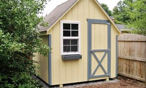 $49 for $250 Off a Custom Barn, Shed, Garage,...