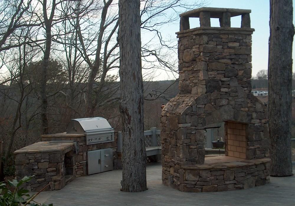 Arnold Masonry Amp Landscape Atlanta Ga 30342 Angie S List