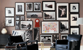 $25 for $55 Toward Custom Picture Framing...