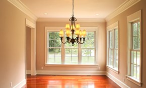 $175 for One Room of Crown Molding Installation