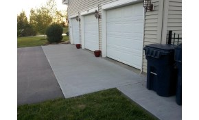 $1,450 for Concrete Driveway Apron with Installation...