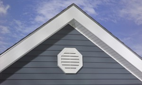 $389 for a New Attic Fan and $200 of Blown-In...