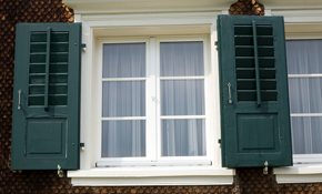 $599 Exterior Shutter Painting - Unlimited...