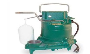 $295 for New 1/3 HP Zoeller Sump Pump Installed...