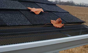 $999 for Gutter Cover Installation