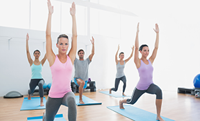 $250 for 4 Pilates Private Sessions and 4...