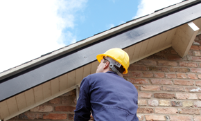 $175 for Roof certification and inspection-credit...
