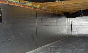 $1,499 for Complete Crawl Space Encapsulation