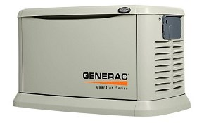 $7,699 for Installation of a Home Generator