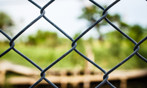 $2090 for a Heavy Duty Chain Link Fence