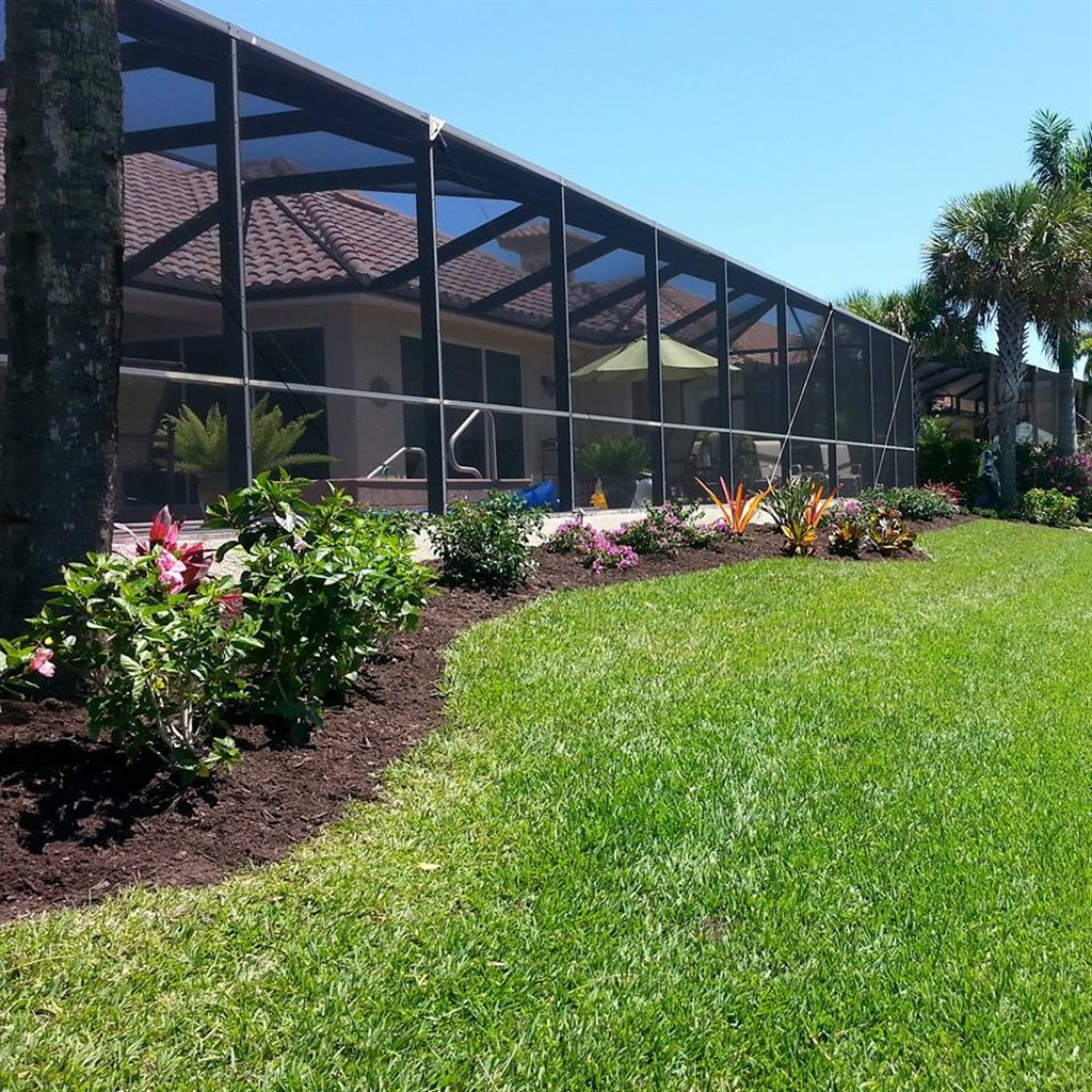 Lawn Service And Landscape: Florida Evergreen Landscape & Lawn Care