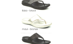 $110 for 1 Pair of Women's Bio Sandals