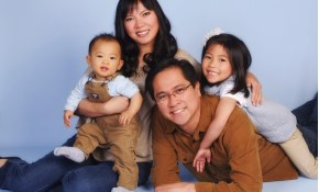 $50 for a Studio Family Portrait