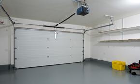$150 Garage Door Tune-Up