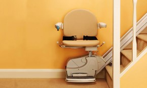 $175 for Simplicity Stair Lift Rental